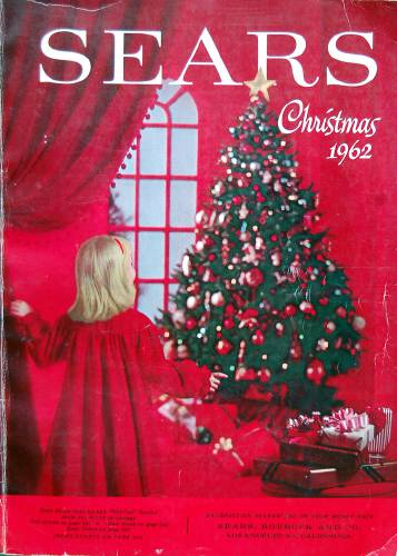 Sears Christmas Wish Book.Remembering The Sears Wish Book