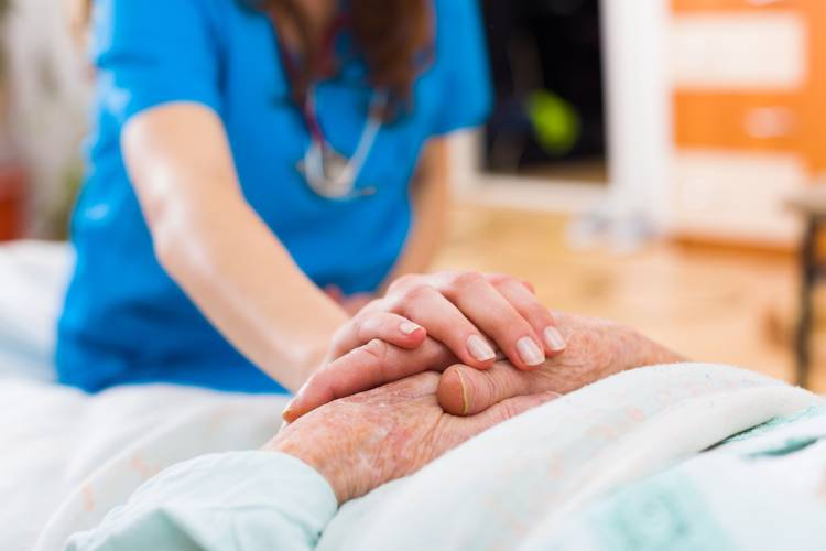 holistic nursing the focus is on compassionate care for the