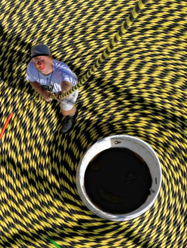 The Internet's Achilles' heel: undersea fiber-optic cables