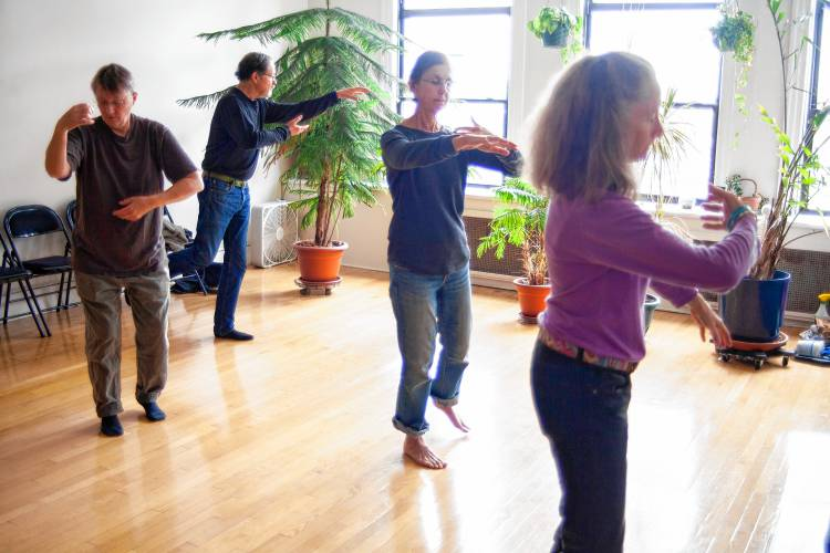Tai Chi: Observing nature and imitating it
