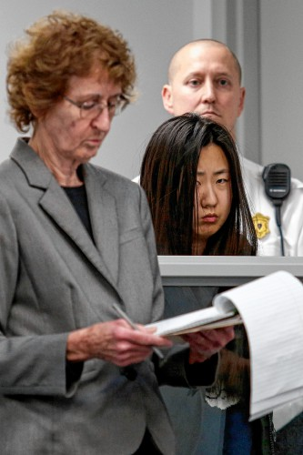 Tidssvarende New York woman denies involvement with human trafficking operation MG-62