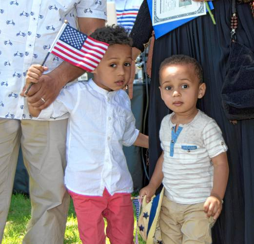 New American citizens to be sworn in July 4
