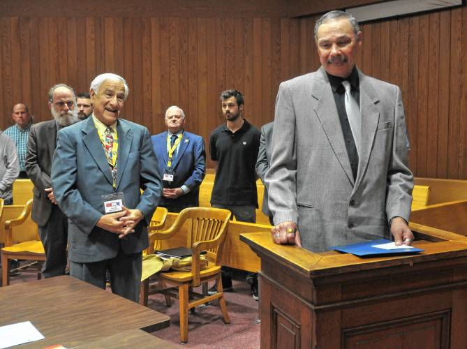 A battle for a new life: Special treatment courts helps
