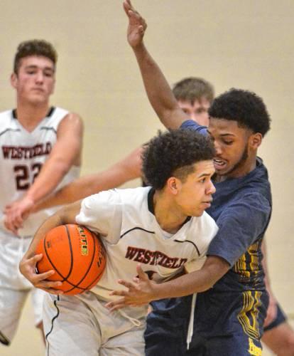 Monday's high schools: Northampton boys basketball handles