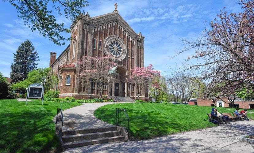St Brigids Church In Amherst Vandalized