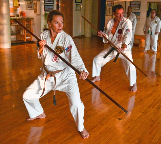 Led By A Spirited Sensei Pine Forest Karate Marks 20 Years In Florence