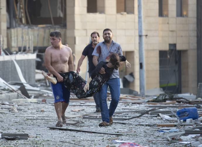 Beirut Explosion: What Caused It? - Bulletin Mail
