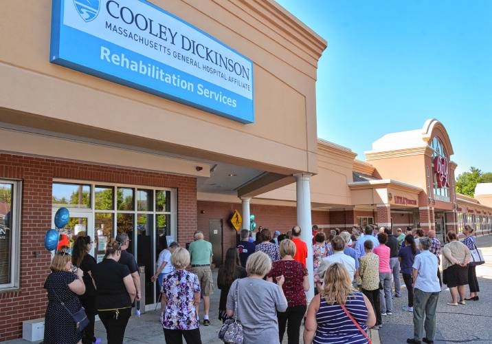 New Cooley Dickinson urgent care clinic bringing services to