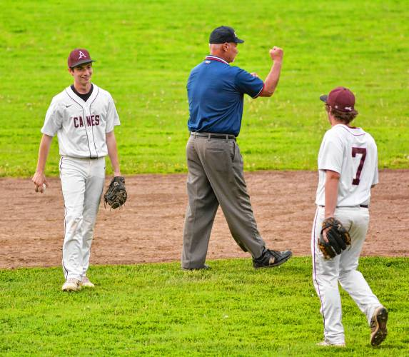 Westfield High: High Schools: Easthampton Baseball Punches Postseason Ticket