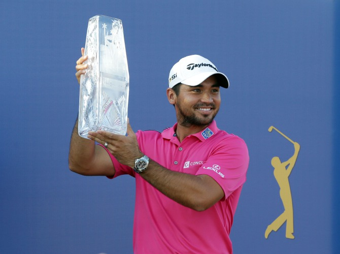 Jason Day wraps wire-to-wire Players Championship win