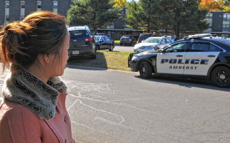 Amherst shooting victim identified; officials say no ...