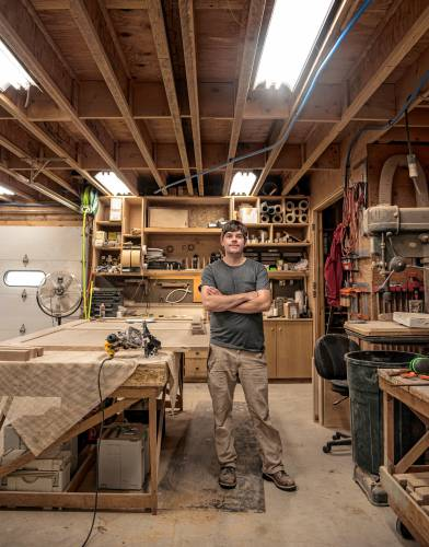 Haydenville Woodworking And Design In Familiar Hands
