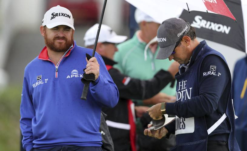 british open back at royal portrush and puts on quite a show