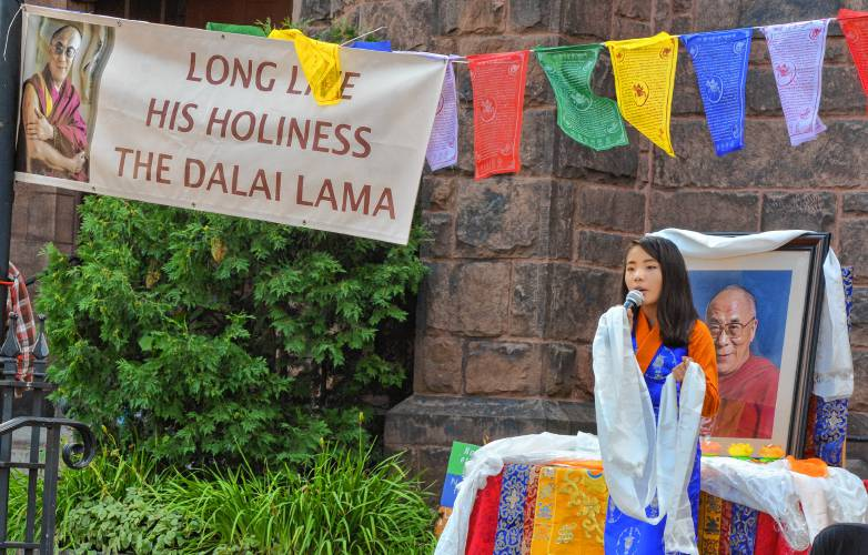 Tibetan community shares faith, food in honor of Dalai