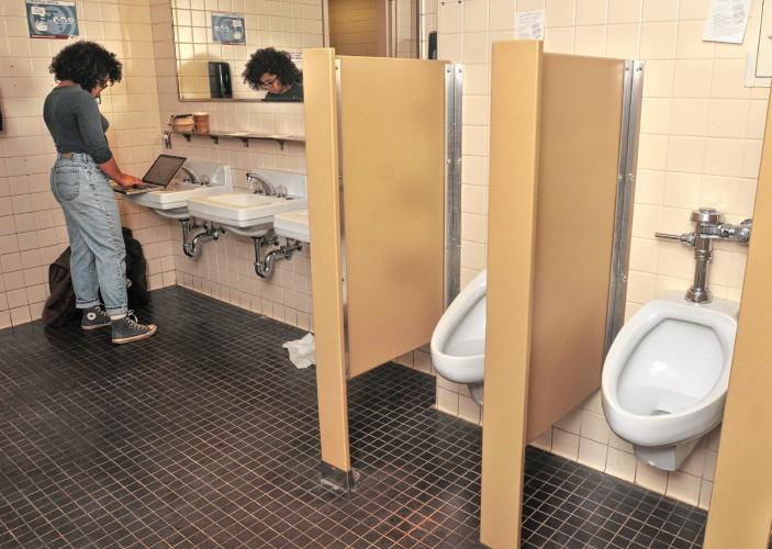 Protestors Demand Gender-neutral Bathrooms At UMass By