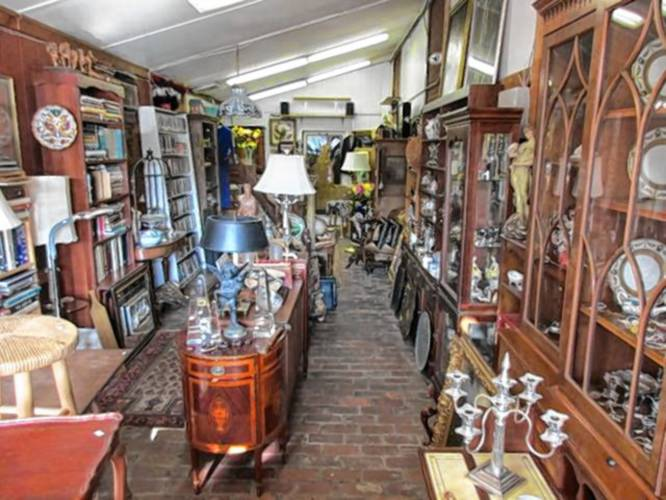 Antiques Home Furnishings Store Opens In Amherst
