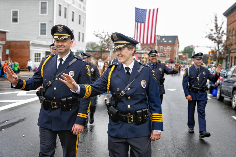 Local police pledge vigilance on hate crimes as their number