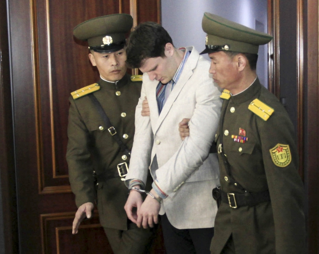 Call girl in North Korea