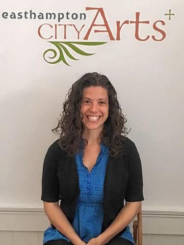 Julie Rosier new arts coordinator in easthampton
