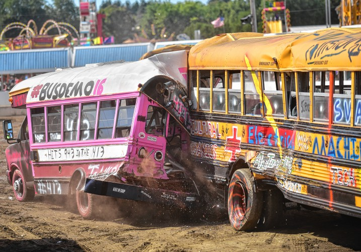 Three County Fair concludes to sound of crunching metal on golf cart smashed, golf cart damage, golf cart museum, golf cart modified, golf cart extended, golf cart industrial, golf cart school, golf cart cities, golf cart hotel, golf cart sunk,