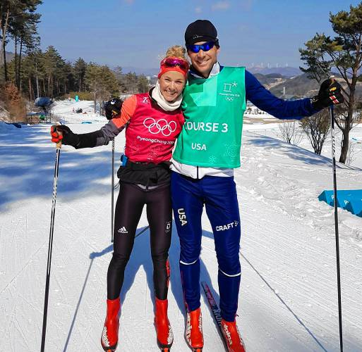 Coach behind U.S. women s cross-country ski team Olympic gold is  Worthington native b3df2ca72
