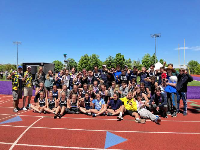WMass Division 1 Boys Track: Northampton runs away with