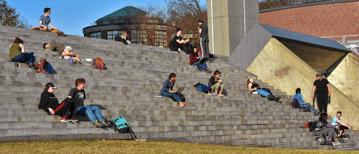 Universitatea din Massachusetts Amherst Admissions Statistics