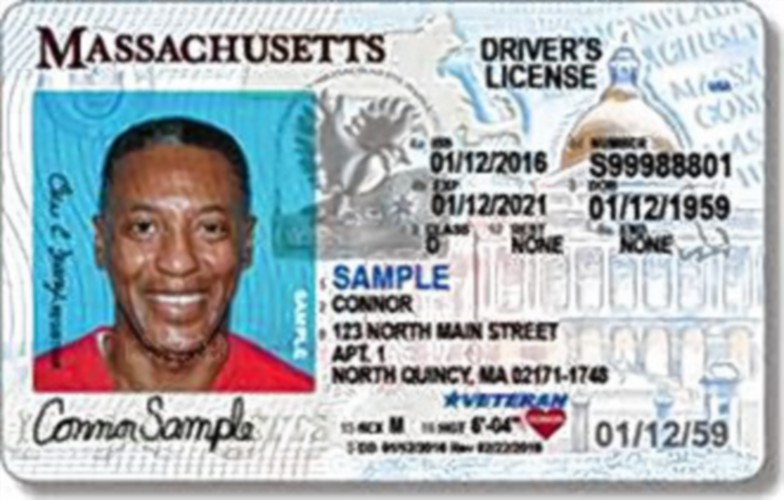 Massachusetts In Driver's Licenses Secure More