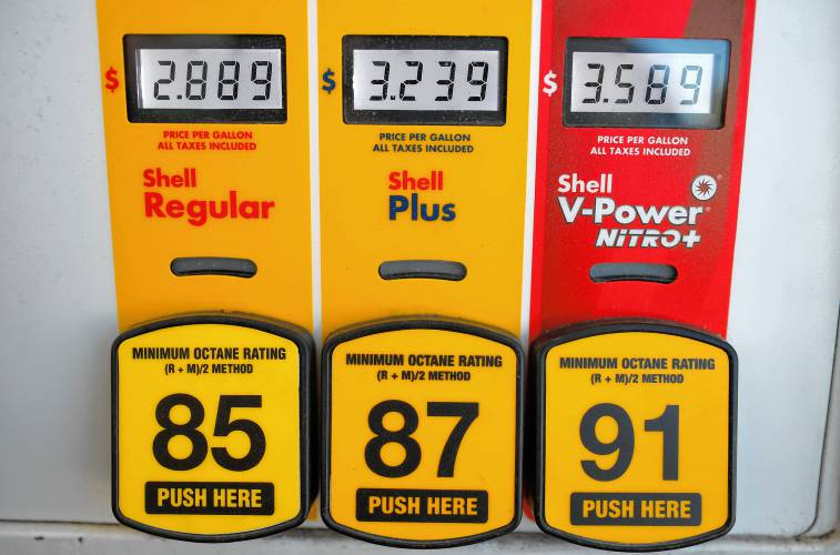 Gas Prices 61 Cents Higher Than A Year Ago