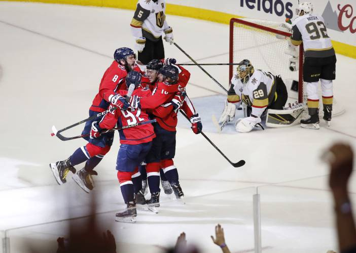 Capitals on verge of Stanley Cup after blowing out Golden Knights 6af7d43ed