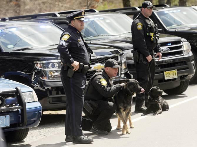 Fallen Yarmouth officer remembered for the joy he brought to