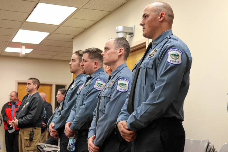 Easthampton Police City Ink New Labor Agreement