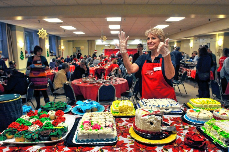 Image result for christmas, food kitchen, pictures