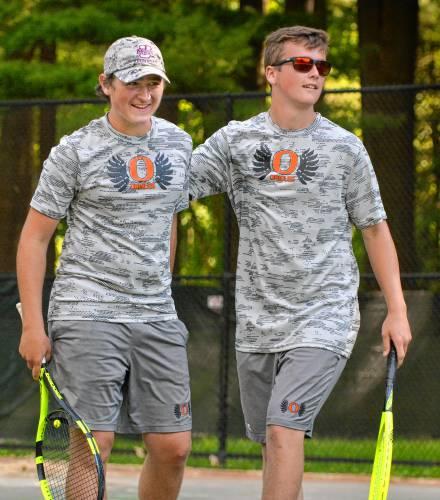 Division 3 boys tennis: Belchertown ends runner-up status, wins