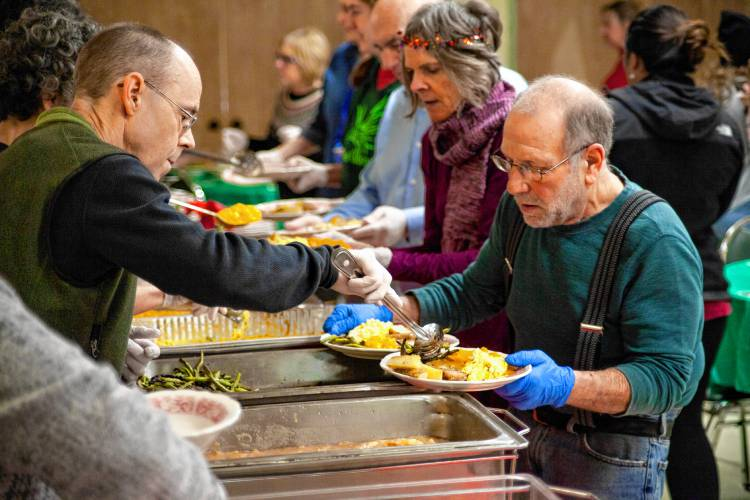 Soup Kitchens Volunteer Christmas Day Wow Blog