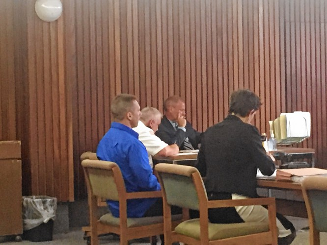 Kevin J. McDonald Appears In Hampshire Superior Court Tuesday For A Plea  Hearing U2014Dan Crowley