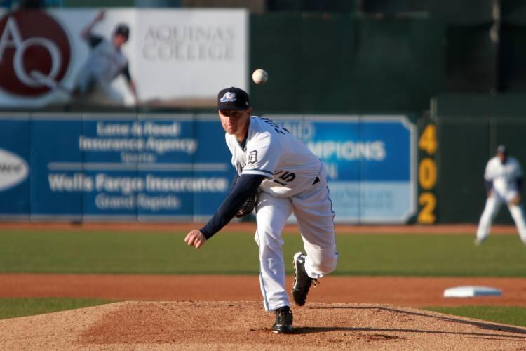 Amherst native, Detroit Tigers minor leaguer Kevin Ziomek