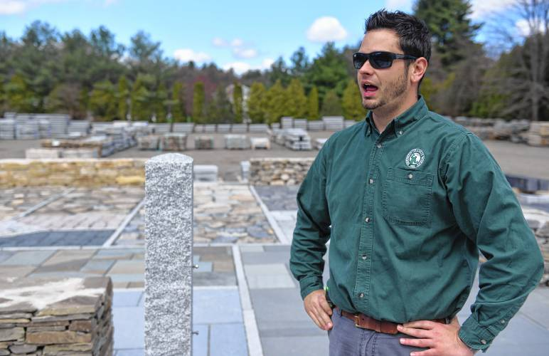 Swenson Granite Works to open at S  Hadley's old Europa site