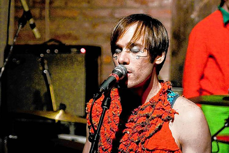 A musical chameleon: Kevin Barnes and eclectic pop band of Montreal