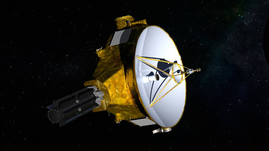 Pluto explorer moving on to more distant world