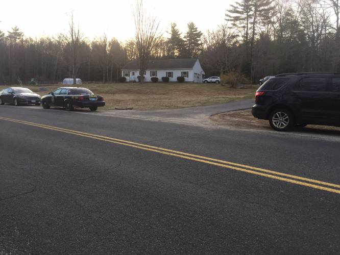Local, state law enforcement investigate apparent