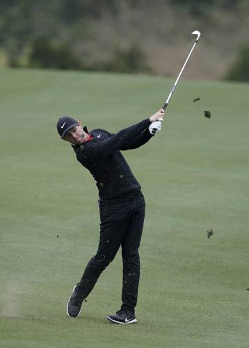 Reed Topples Spieth As Top Seeds Fall In Match Play