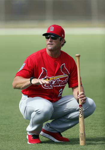 mike matheny letter family affair boston s tate matheny plays vs cards and 23657 | Mathenys HG 030318 ph01