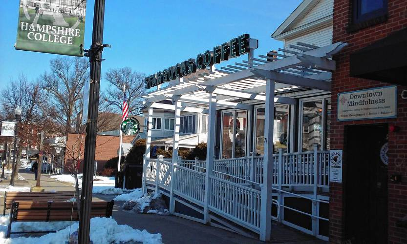 Starbucks Aficionados Mobilize To Save Amherst Cafe