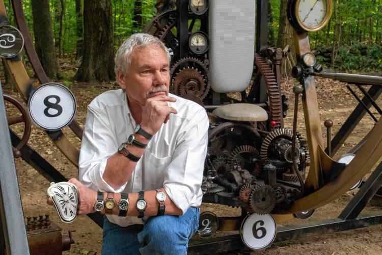 Art Maker James Kitchen Sculptor