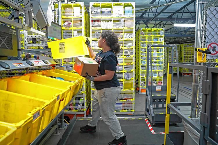 Amazon bringing distribution center — and 300 jobs — to Holyoke