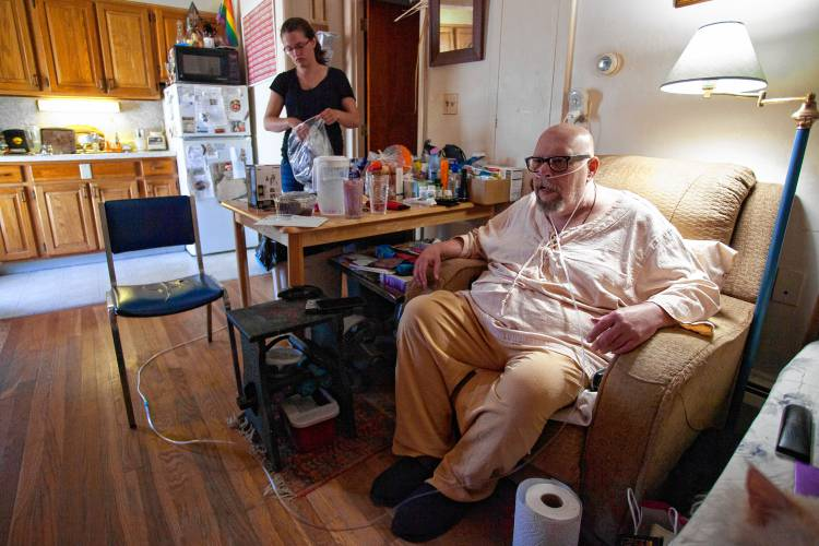With home-care needs rising, professional caregivers find