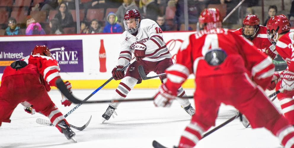 Cale Makar s return to UMass hockey comes with ambitious goals c216abcd8