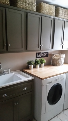 Diy Redo Cheap Tricks For Budget Friendly Laundry Room