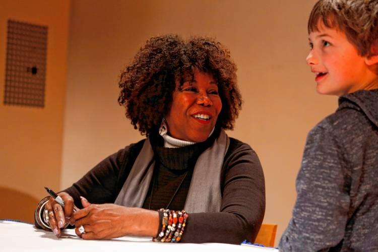 Through Her Eyes Civil Rights Icon Ruby Bridges Speaks